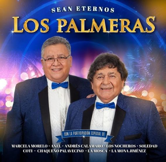 Los Palmeras Sean Eternos Cd Nuevo Original En Stock