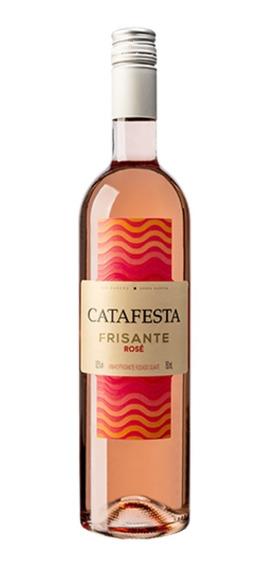 Vinho Frisante Rosado Suave Catafesta 750ml
