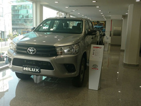 Toyota Hilux 2.4 4x4 Dx Adjudicada Toyota Jorge Ferro*
