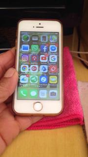 Vendo Um iPhone 5s Ios Usando 16 Gb