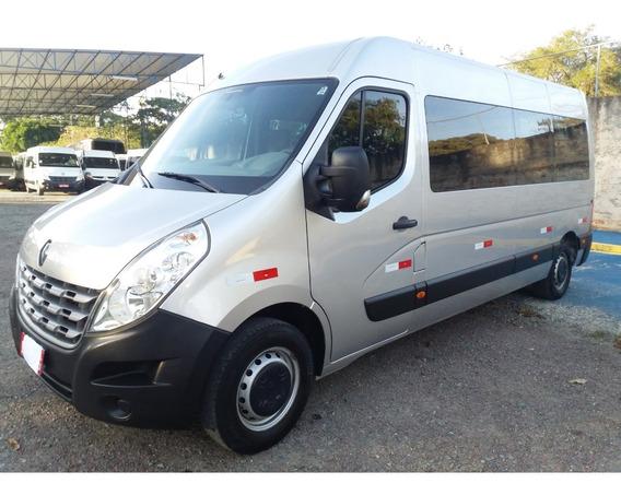 Master 2017 L3h2 Minibus 16 Lugares Completa Financia,troca