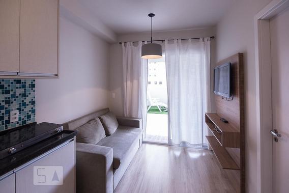Apartamento Para Aluguel - Barra Funda, 1 Quarto, 45 - 893093814