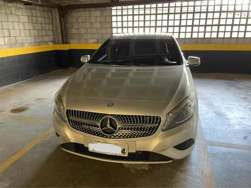 Mercedes-benz Classe A 2014 1.6 Urban Turbo 5p