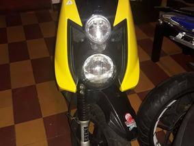 Moto Bws Modelo 2009 En Perfectas Condiciones 3.200.000