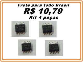 Ci Viper12a Smd Viper12 100% Original Kit 4 Peças