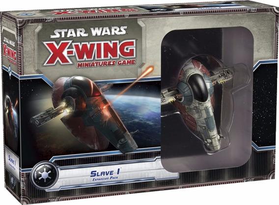 Slave Boba Fett Star Wars Xwing Miniatures