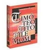 Estudo-vida:timóteo Titus Filemom