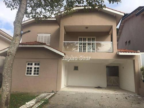 Casa Com 4 Dormitórios À Venda, 300 M² Por R$ 2.300.000,00 - Alphaville 11 - Santana De Parnaíba/sp - Ca0939