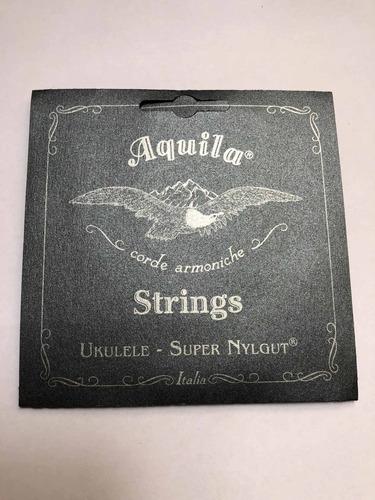 Encordado Ukulele Ukelele Aquila Concierto Concert