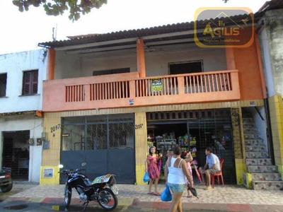 Casa Residencial Para Locação, Jardim Iracema, Fortaleza. - Ca0417