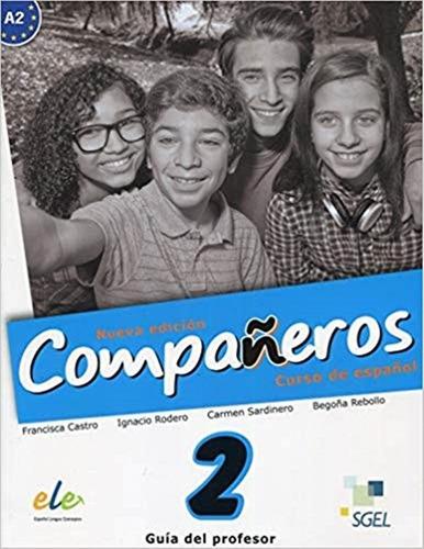 Nuevo Compañeros 2 - Guia Didáctica