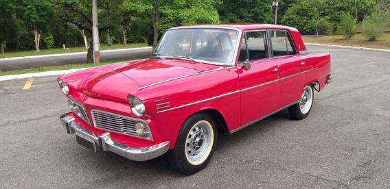 Aero Willys 2600 1967 Gm Ford Fiat Vw Landau Sinca Itamaraty