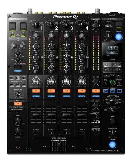Mixer Pioneer Djm 900nxs2 Nf E Garantia De 1 Ano