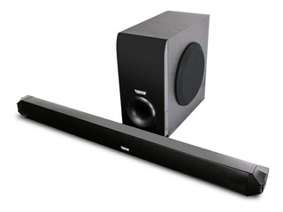 Home Theater Barra De Sonido Novik 2.1 Subwoofer 150w Bt