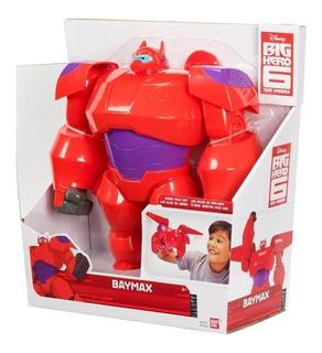 Big Hero 6 Figura Baymax 20cm Articulado Surrodadosyjuguetes
