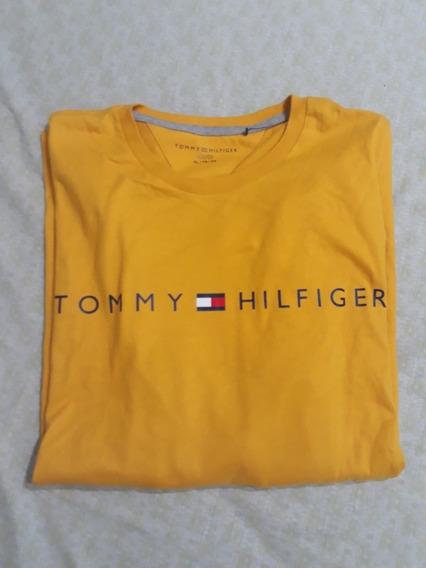 Remeramanga Larga Tommy Hilfiger Xl