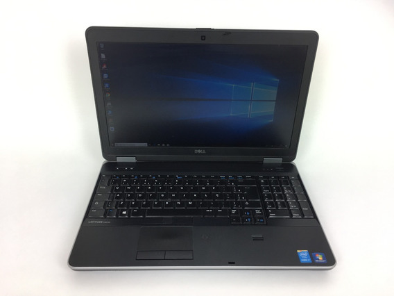Notebook Dell E6540 I7 4gb Hd320 - C/ Nota E Garantia