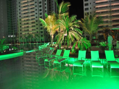 Eleven Imoveis, Apartamento Para Locação 3/4 No Le Parc - Ap02637 - 33975214