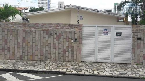 Casa Para Vender, Manaíra, João Pessoa, Pb - 34286