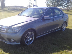 2010 / Mercedes Benz Clase C250 Cgi Blue Efficiency