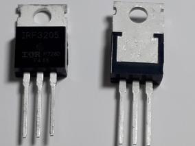 10 Peças Irf3205 - Original - Transistor Mosfet