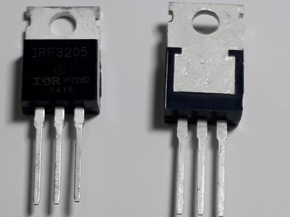 30 Peças Irf3205 - Original - Transistor Mosfet