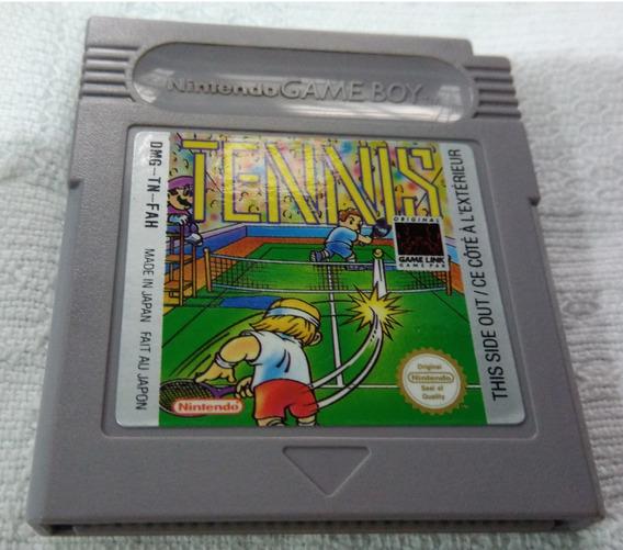 Cartucho Game Boy Tennis Jp