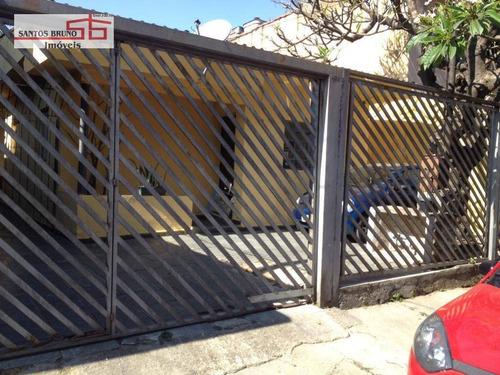 Imagem 1 de 14 de Casa Com 3 Dormitórios À Venda Por R$ 580.000,00 - Limão (zona Norte) - São Paulo/sp - Ca0367