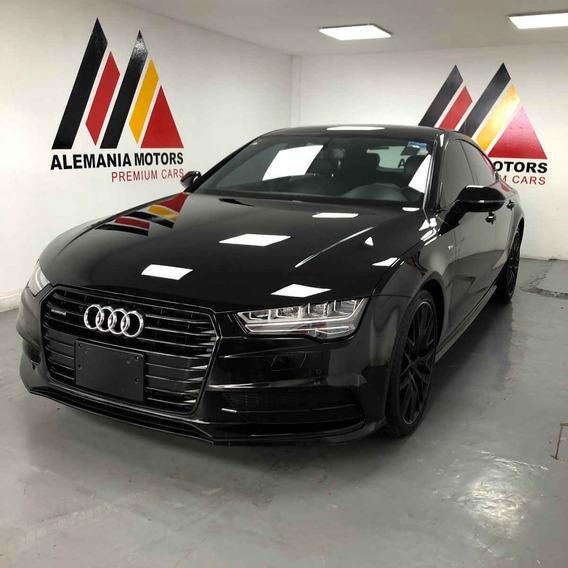 Audi A7 2017 5p S Line L4/2.0/t Aut Quattro