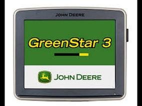 Gps Greenstar 3 John Deere Leia