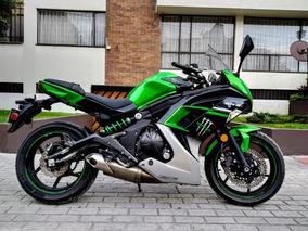 Moto Kawasaki Er6f Mt