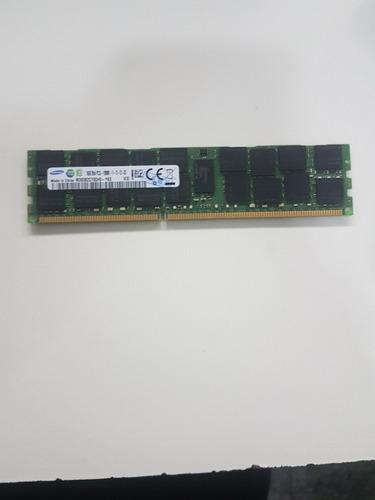 Imagem 1 de 2 de Memoria 16gb 2rx4 Pc3l-12800r Dell C1100 C2100 C6100 C6105 M610 M610x M710 M710hd M910 R410 R415 R510 R515 R610 R710