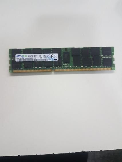 Memoria 16gb 2rx4 Pc3l-12800r Hp Proliant Dl160 Dl180 Dl360 Dl370 Dl380 Ml350 Dl320 Dl580 Dl585 Ml150 Dl380p G6 G7 G8