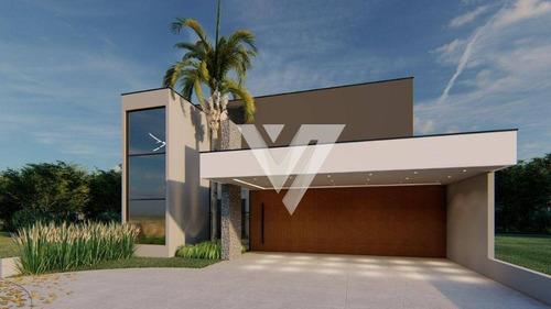 Imagem 1 de 13 de Sobrado Com 3 Dormitórios À Venda, 199 M² Por R$ 1.050.000,00 - Terras De São Francisco - Sorocaba/sp - So1447
