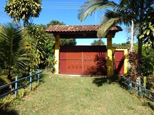 Chácara Com 3 Dormitórios À Venda, 2000 M² Por R$ 450.000,00 - Planalto Da Serra Verde - Itirapina/sp - Ch0128
