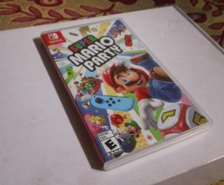 Mario Party Nintendo Switch No Negociable