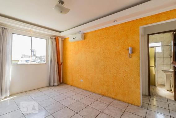 Apartamento No 2º Andar Com 2 Dormitórios E 1 Garagem - Id: 892947680 - 247680