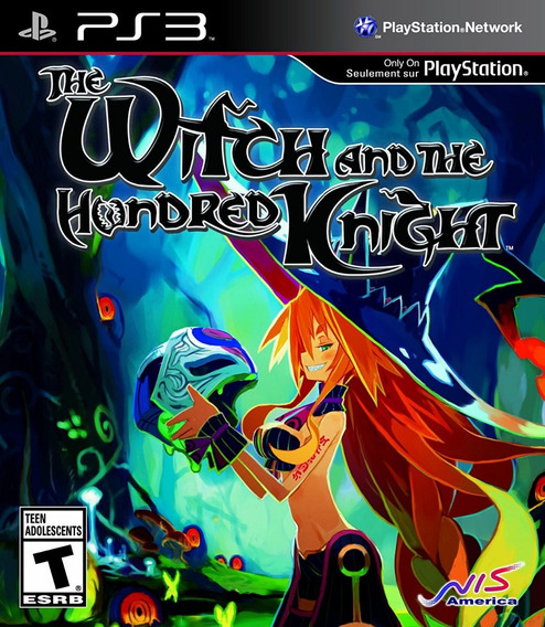 The Witch And The Hundred Knight (novo, Lacrado)