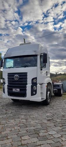 Imagem 1 de 7 de  Volkswagen 19-320 E Constellation Titan Tractor 2p 2010/201