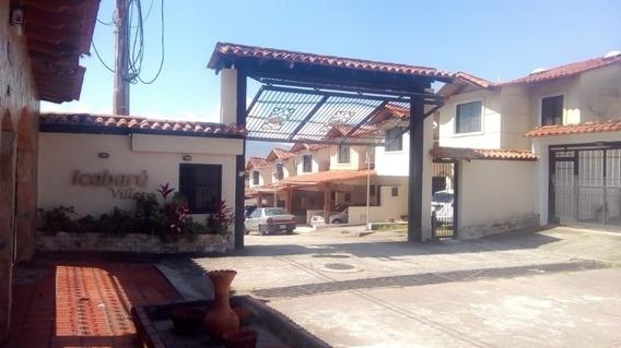 Excelente Casa En La Urbanizacion Villas De Icabaru