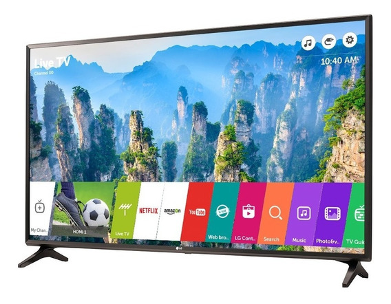 Smart Tv Lg 49 Lk5700 Hdr Full Hd Bluetooth Webos 4.0