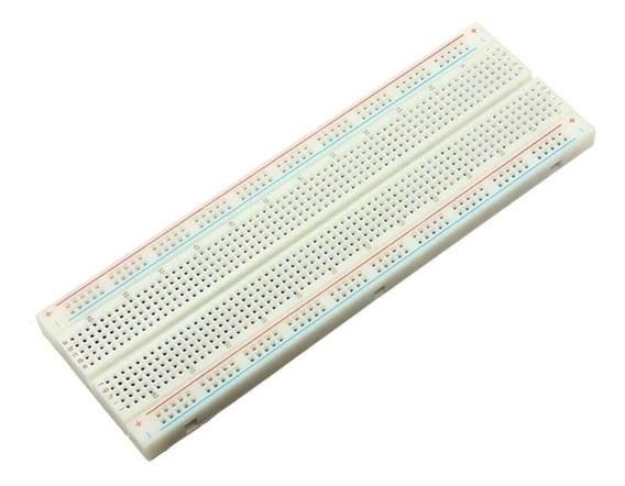 Protoboard 830 Pontos Breadboard 830 Furos