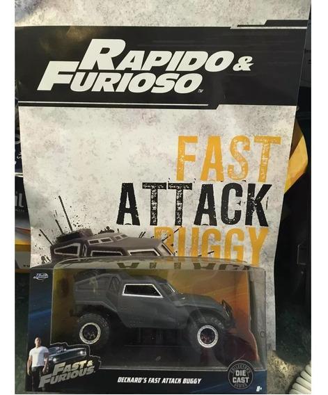 Coleccion Rapido Y Furioso La Nacion - N°13 Fast Atack Buggy