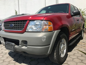Ford Explorer Xls V6 2002