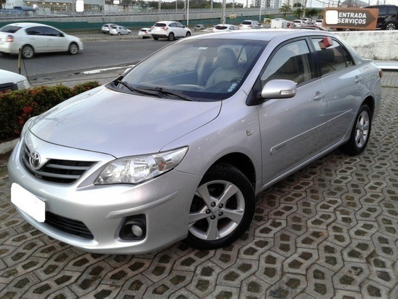 Toyota Corolla 2.0 Xei Prata 16v Flex 4p Aut. 2012