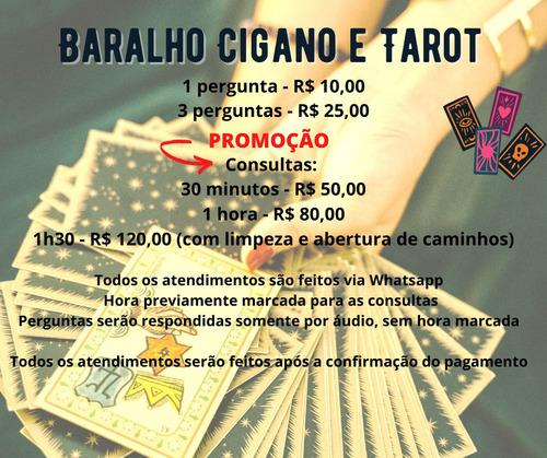 Consulta Baralho Cigano E Tarot