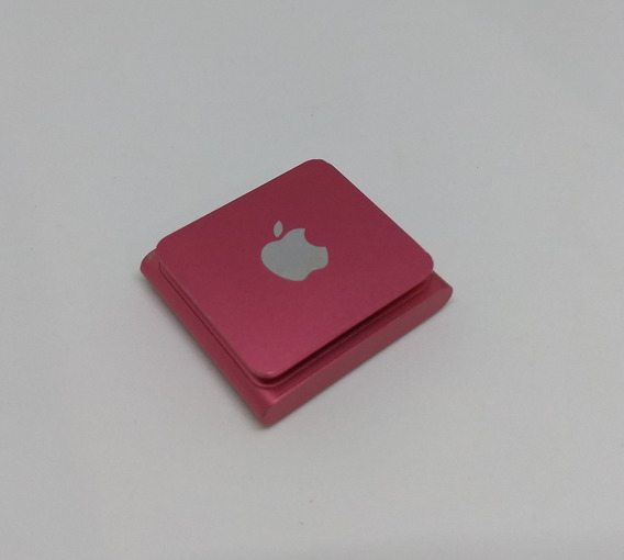 iPod Shuffle 4 Th 2gb Cabo Pink Usado Apple - Parcelado