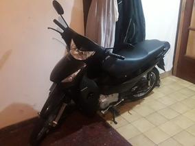 Ciclomotor/scooter Honda Biz 125 Es 2014 Casi Nueva