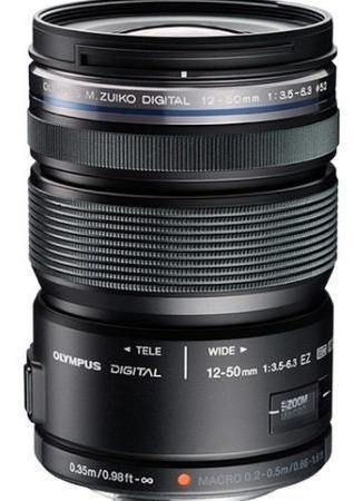 Lente Olympus M Zuiko Ed 12-50mm F/3.5-6.3 Ez Panasonic M43