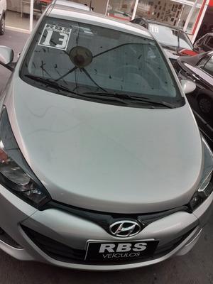 Hyundai Hb20 1.6 Comfort Style Flex 5p 2013